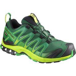 Buty skate męskie: Salomon Buty męskie XA Pro 3D GTX Rainforest/Lime Green/Fern Green r. 42  2/3 (400913)