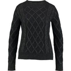 Swetry klasyczne damskie: Benetton Sweter black