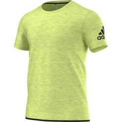 Adidas Koszulka męska Uncontrol Climachill Tee żółta r. S (AB6324). Żółte koszulki sportowe męskie Adidas, m. Za 117,99 zł.