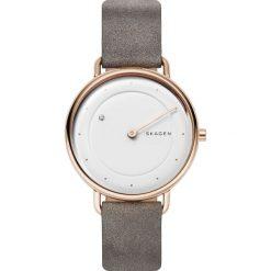 Zegarek SKAGEN - Horisont SKW2739  Gray/Rose Gold. Szare zegarki damskie Skagen. Za 769,00 zł.