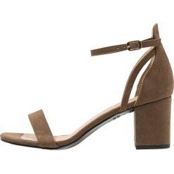 Sandały damskie: New Look VALUES Sandały dark khaki