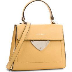 Torebka COCCINELLE - C05 B14 E1 C05 55 77 Spark J00. Żółte torebki klasyczne damskie Coccinelle, ze skóry. W wyprzedaży za 769,00 zł.
