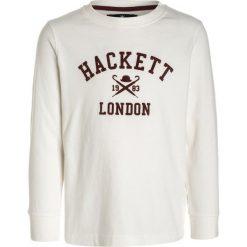 Hackett London Bluzka z długim rękawem white. Białe bluzki dziewczęce bawełniane marki Hackett London, z długim rękawem. W wyprzedaży za 126,75 zł.