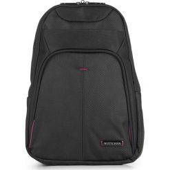Plecak 56-3S-632-1C. Czarne plecaki męskie Wittchen, w paski, z poliesteru. Za 199,00 zł.