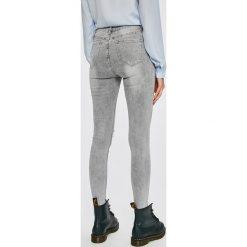 Answear - Jeansy Boho Bandit. Szare jeansy damskie marki ANSWEAR. W wyprzedaży za 99,90 zł.