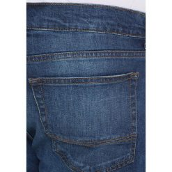 Jeansy męskie regular: Burton Menswear London MID BLUE Jeansy Straight Leg blue
