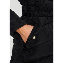 Płaszcze damskie pastelowe: Dorothy Perkins Petite LUXE BELTED PADDED MOVE ON Płaszcz zimowy black