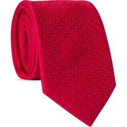 Krawat KWTR001575. Czerwone krawaty męskie Giacomo Conti. Za 69,00 zł.