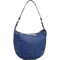 Torebki klasyczne damskie: Torebka BALEINE – 116 Niebieski