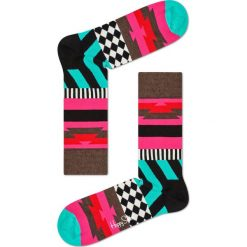 Happy Socks - Skarpetki Mix Max. Czarne skarpetki damskie Happy Socks, z bawełny. Za 39,90 zł.