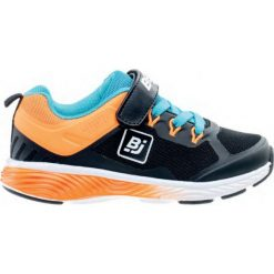 Buciki niemowlęce: BEJO Buty juniorskie Nomis Jr Black/ Orange/ Blue r. 30