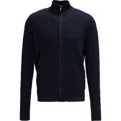 Swetry rozpinane męskie: Minimum EGE Kardigan dark navy