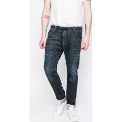 Diesel - Jeansy Krooley. Niebieskie jeansy męskie slim marki Diesel. Za 999,90 zł.