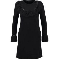 Sukienki hiszpanki: Navy London GABRIELLE Sukienka koszulowa black
