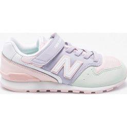 Buty sportowe dziewczęce: New Balance – Buty dziecięce KV996P1Y