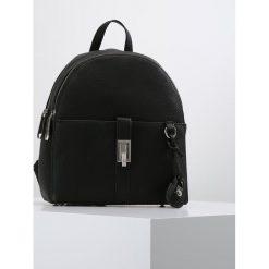 Torebki i plecaki damskie: Trussardi Jeans SUZANNE SMOOTH BACKPACK Plecak black