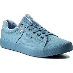 Tenisówki męskie: Tenisówki BIG STAR – AA174095 Blue