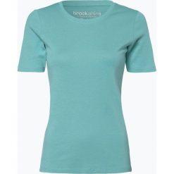 Brookshire - T-shirt damski, niebieski. Niebieskie t-shirty damskie brookshire, l, z bawełny. Za 49,95 zł.