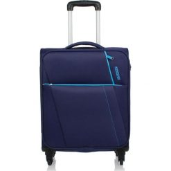 SPINNER 55/20 NORDIC BLUE. Niebieskie walizki marki Samsonite. Za 210,03 zł.