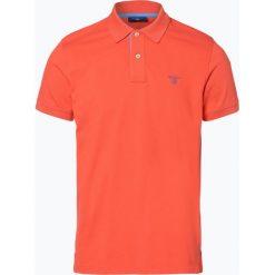 Gant - Męska koszulka polo – Rugger, czerwony. Czerwone koszulki polo GANT, l, z bawełny. Za 349,95 zł.