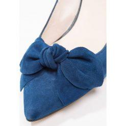 Buty ślubne damskie: KIOMI Czółenka dark blue