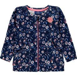 Bluzy dziewczęce: Bluza w kolorze niebieskim