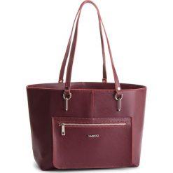 Torebka LASOCKI - VS4328 Bordowy. Czerwone torebki klasyczne damskie Lasocki, ze skóry. Za 279,99 zł.