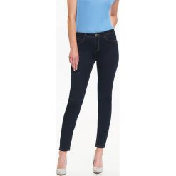 Spodnie damskie: DAMSKIE JEANSY RURKI