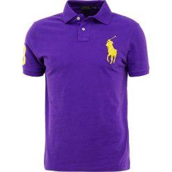 Polo Ralph Lauren CUSTOM SLIM FIT Koszulka polo chalet purple. Fioletowe koszulki polo marki Reserved, l, z bawełny. Za 589,00 zł.