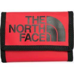 The North Face - Portfel. Brązowe portfele męskie The North Face, z materiału. W wyprzedaży za 69,90 zł.