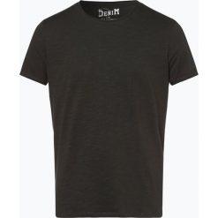T-shirty męskie: DENIM by Nils Sundström - T-shirt męski, zielony