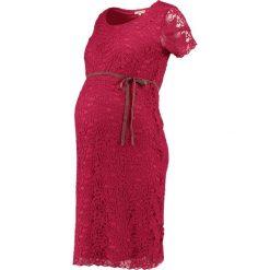 Sukienki hiszpanki: Noppies CELIA Sukienka etui warm red