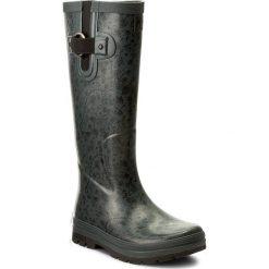 Kalosze HELLY HANSEN - Veierland 2 Graphic 112-85.899 Rock/Jet Black/Blanc De Blanc. Szare buty zimowe damskie Helly Hansen, z gumy. W wyprzedaży za 239,00 zł.