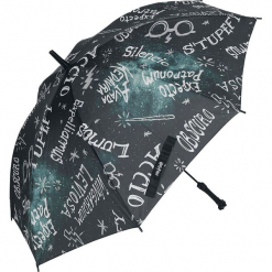 Harry Potter Spells Parasol wielokolorowy. Szare parasole marki Harry Potter. Za 121,90 zł.