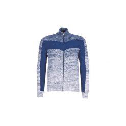 Swetry rozpinane / Kardigany Marc O'Polo  GLIDA. Niebieskie kardigany męskie Marc O'Polo, l, polo. Za 729,00 zł.