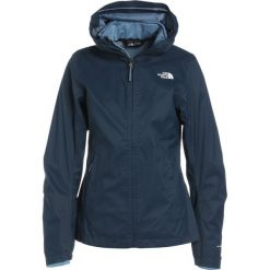 The North Face TANKEN TRI Kurtka hardshell dark blue, petrol. Niebieskie kurtki sportowe damskie marki The North Face, s, z hardshellu. W wyprzedaży za 679,20 zł.