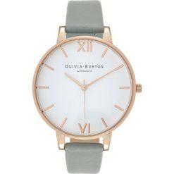 Olivia Burton DIAL BIG DIAL Zegarek grey. Szare, analogowe zegarki damskie Olivia Burton. Za 469,00 zł.