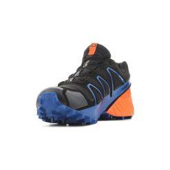 Buty do biegania Salomon  Speedcross 4 GTX 401774. Szare buty do biegania męskie marki Salomon, salomon speedcross. Za 499,10 zł.
