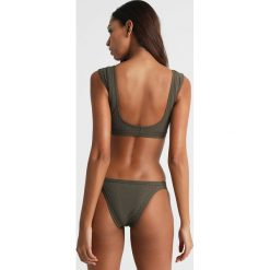 Bikini: Seafolly INKA BRAZILIAN PANT Dół od bikini dark olive