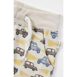 Mango Kids - Spodnie dziecięce Mateopri 80-104 cm. Szare spodnie chłopięce Mango Kids, z bawełny. W wyprzedaży za 29,90 zł.