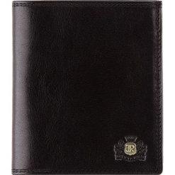 Portfel 39-1-139-1. Czarne portfele męskie marki Wittchen. Za 499,00 zł.