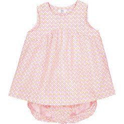 Sukienki niemowlęce: Dziecięcy komplecik z sukieneczką i majteczkami 0-3 lat