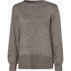 Vila - Sweter damski – Vicleared, szary. Szare swetry klasyczne damskie Vila, s, z dzianiny. Za 179,95 zł.
