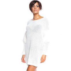 """Długie sukienki: Sukienka """"Roissy"""" w kolorze białym"""