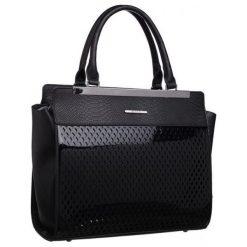 Bessie London Torebka Damska Salma, Czarna. Czarne torebki klasyczne damskie Bessie London. Za 249,00 zł.