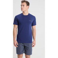 Piżamy męskie: Calvin Klein Underwear SHORT CREW SET Piżama dark blue/green