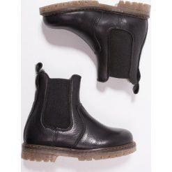 Bisgaard Śniegowce black. Czarne buty zimowe chłopięce Bisgaard, z materiału. Za 479,00 zł.