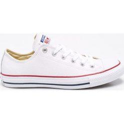 Converse - Tenisówki. Szare tenisówki męskie marki Converse, z gumy, na sznurówki. Za 339,90 zł.