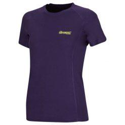 Bluzki damskie: BERG OUTDOOR Koszulka damska CREUS W T-SHIRT fioletowa r. M (P-10-HK4120700SS14-608-M)