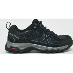 Salomon - Buty. Czarne buty trekkingowe męskie Salomon, outdoorowe. W wyprzedaży za 449,90 zł.